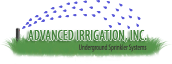Advanced Irrigation Inc. logo