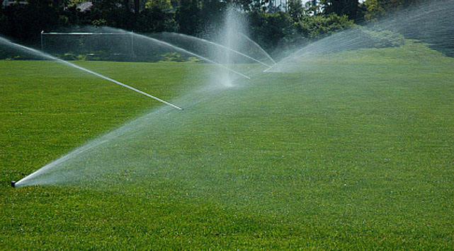 commercial irrigation minneapolis