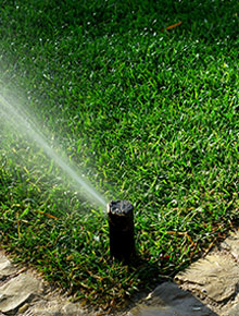 Sprinkler System Installation Bloomington