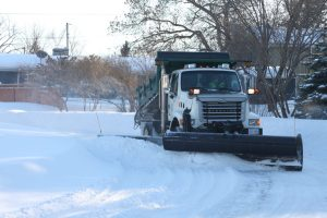 Commercial Snow Removal Minnetonka