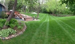 Backyard Patio and Dining